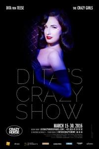 Dita Von Teese - Crazy Horse Paris
