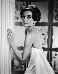 Audrey Hepburn – 1955