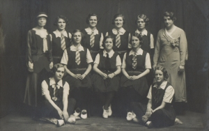 1930's School Uniform