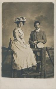 An Edwardian Couple