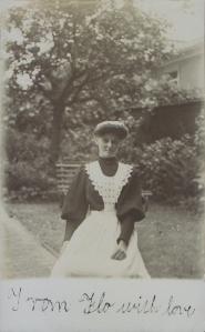 Flo September 1908