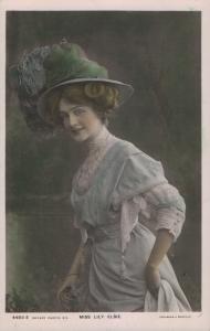 Lily Elsie (Rotary 4483 E)
