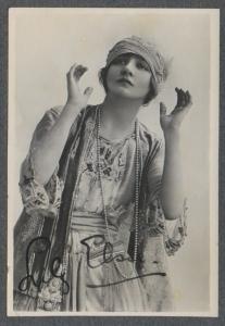 """Lily Elsie in """"Pamela"""" - 1917"""