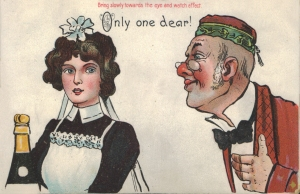 Only One Dear (Series G 143-5) 1906