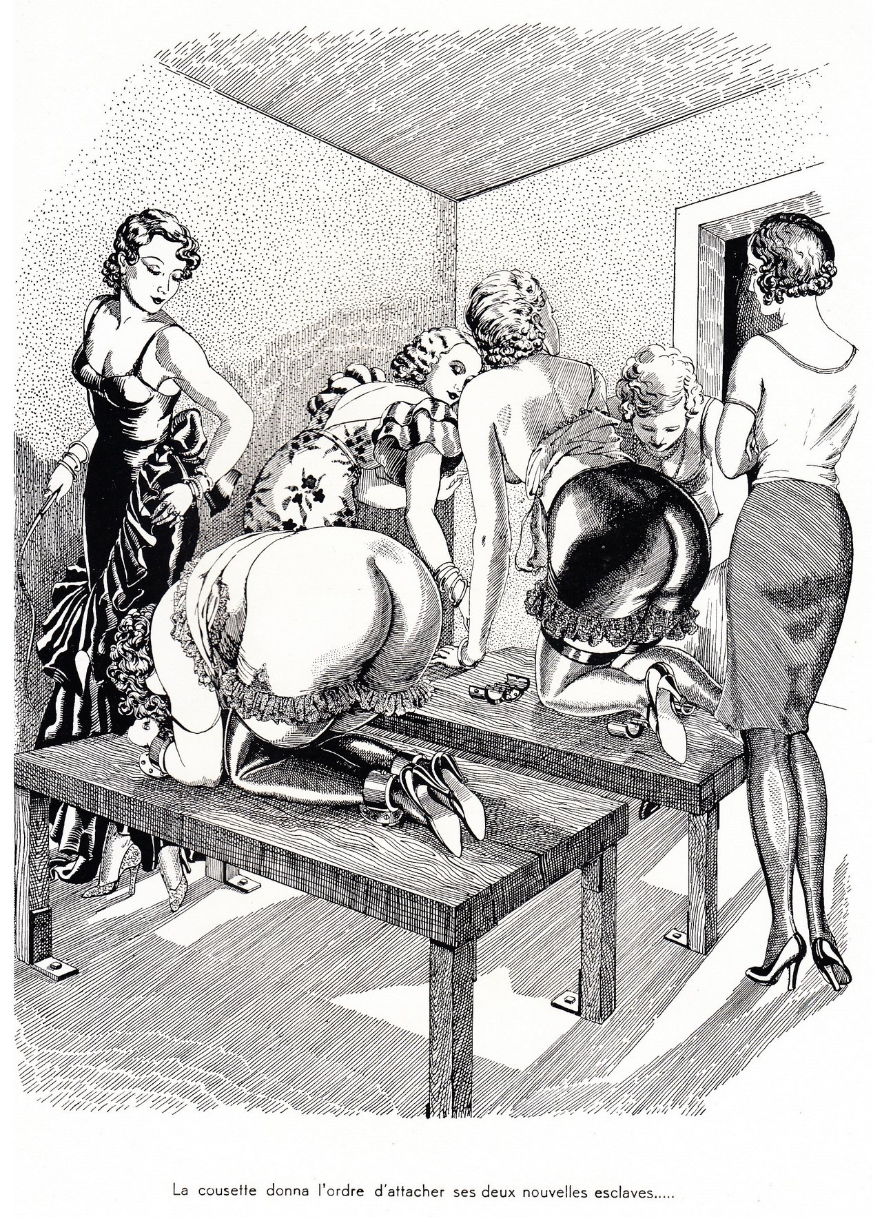 Наказание клизмой в картинках