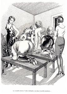 Punishment tables