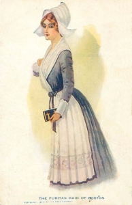 The Puritan Maid of Boston (The Rose Co.) 1908