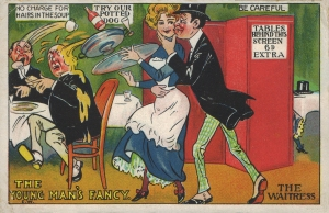 The Young Man's Fancy - 1907