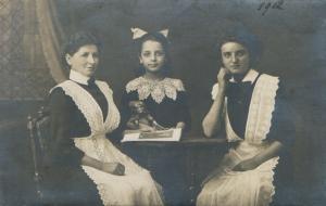 Edwardian Maids - 1912