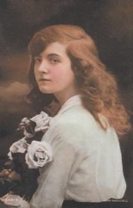 Lilian Hall-Davis (Rotary D.H. 8-5)  1918