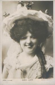 Marie Lloyd (Rotary 1601a)