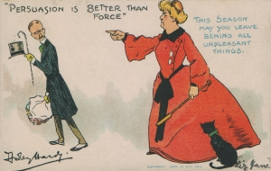 Persuasion is better than force (Davidson Bros 8022) 1903