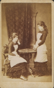 Two Victorian Maids