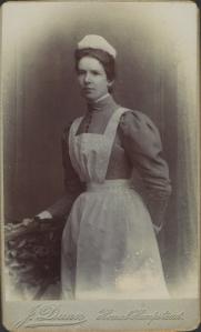 Nurse c1900