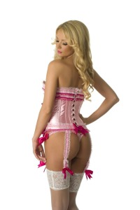 Corset and Bows