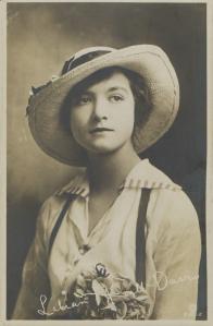 Liliah Hall-Davis (Rotary A.1115-2)
