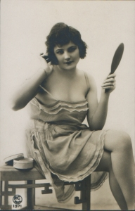 1920's beauty (PC Paris 1371)