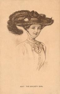 The Society Girl - 4017 (1910)