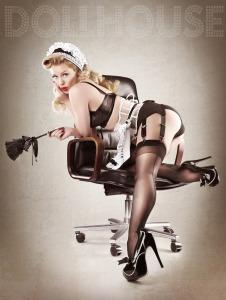 Dollhouse Maid