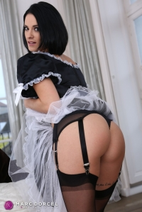 Claire Castel – Naugthy maid