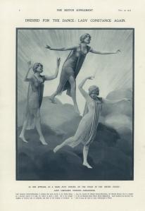 Lady Constance Stewart-Richardson - The Sketch Supplement - 19 November 1913