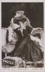 Lily Elsie (Davidson Bros. 1518) 1905