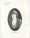 Lily Elsie – Pamela – 1917 (frontcover)