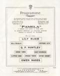 Lily Elsie – Pamela – 1917 (page11)