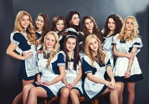 Maid School