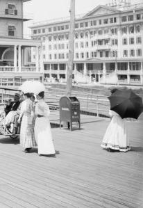Atlantic City, c.1910.