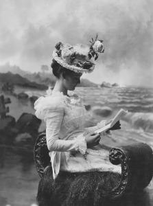 Miss Davidson, Junction City, Kansas, 1898