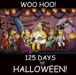 125 days to Halloween!