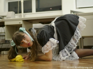 Rosaleen Young – Office Maid