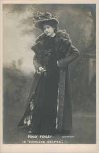 Maude Fealy (Hellier's Permanent Photo Postcards)