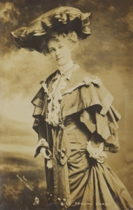 Pauline Chase (Tuck G 860) 1905