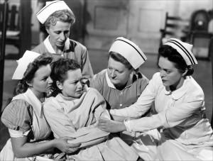 SnakePit Olivia De Havilland 1948