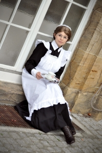 Emma – A Victorian Maid