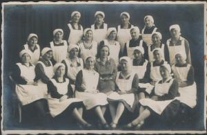 German Servants c1920