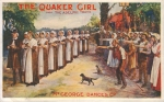 The Quaker Girl – New Theatre Royal, Kings Lynn – 23 Apil1914