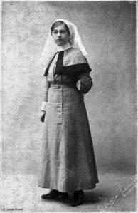 Staff Nurse Nellie Spindler