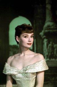 Audrey Hepburn - 1950s