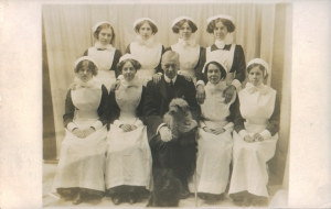 1900's Nurses