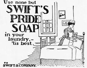 Swift's Pride Soap