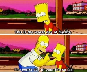 Homer's view on life