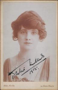Gertie Millar - 1915