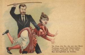 Marital discipline