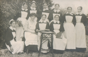 German Nurses - 1914