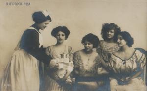 5 o'clock tea - A.901 (1911)
