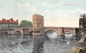 St. Ives Bridge 1907