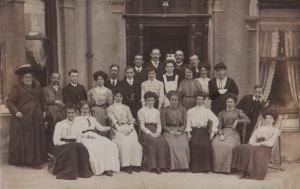 Edwardian Family and Servants